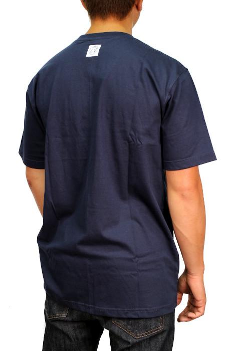 Koszulka Massdnm Bandana (Navy)