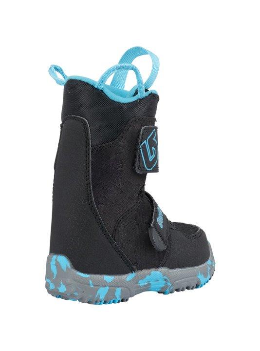 Dziecięce Buty Snowboardowe Mini Grom (Black) W19