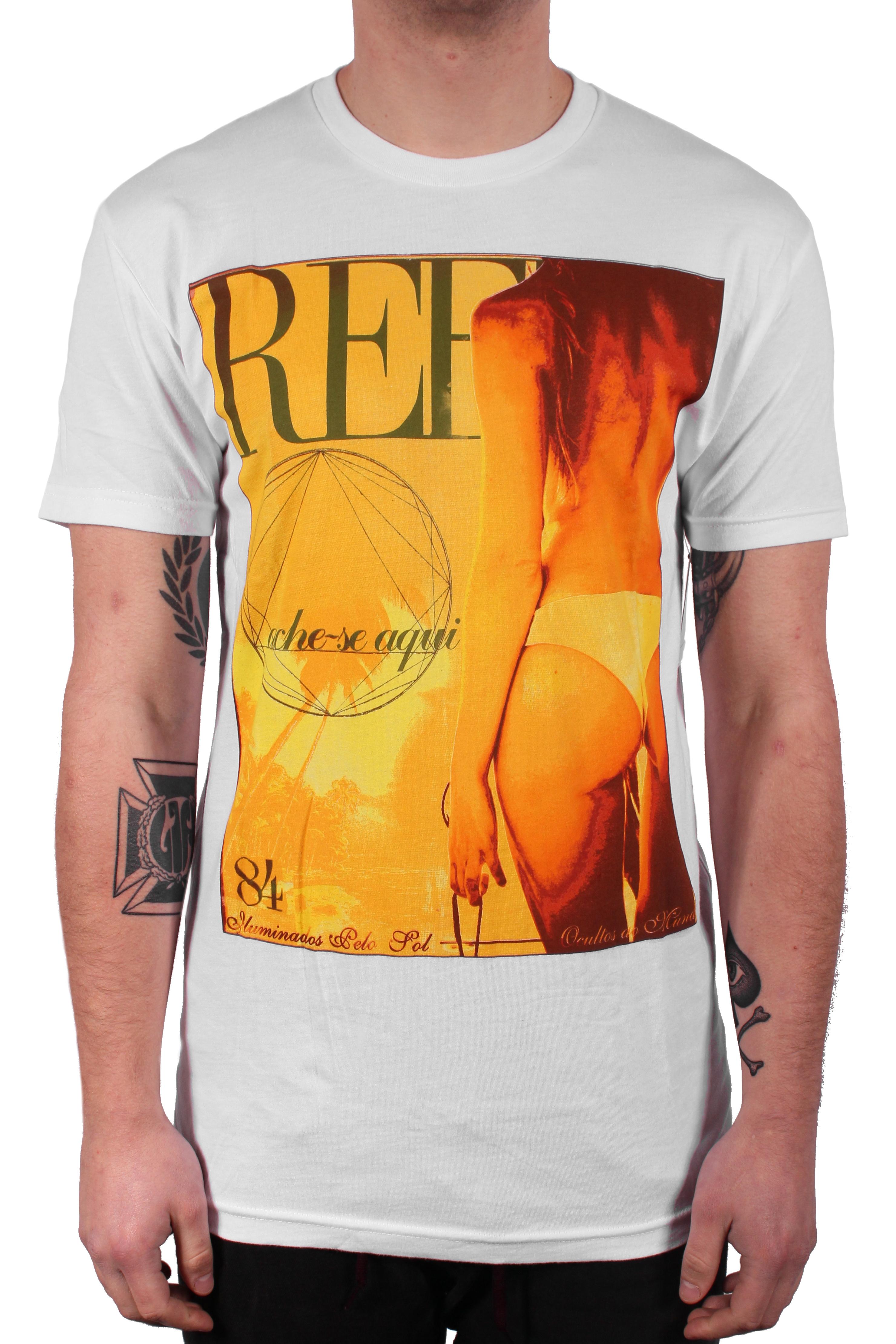 Koszulka Reef Vooguey (White)