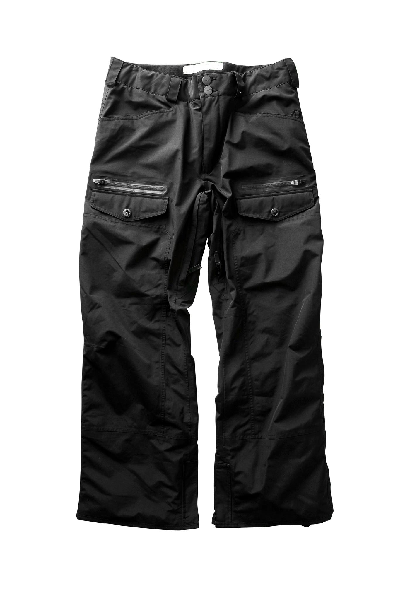 Spodnie Snowboardowe Analog Deploy (True Black)