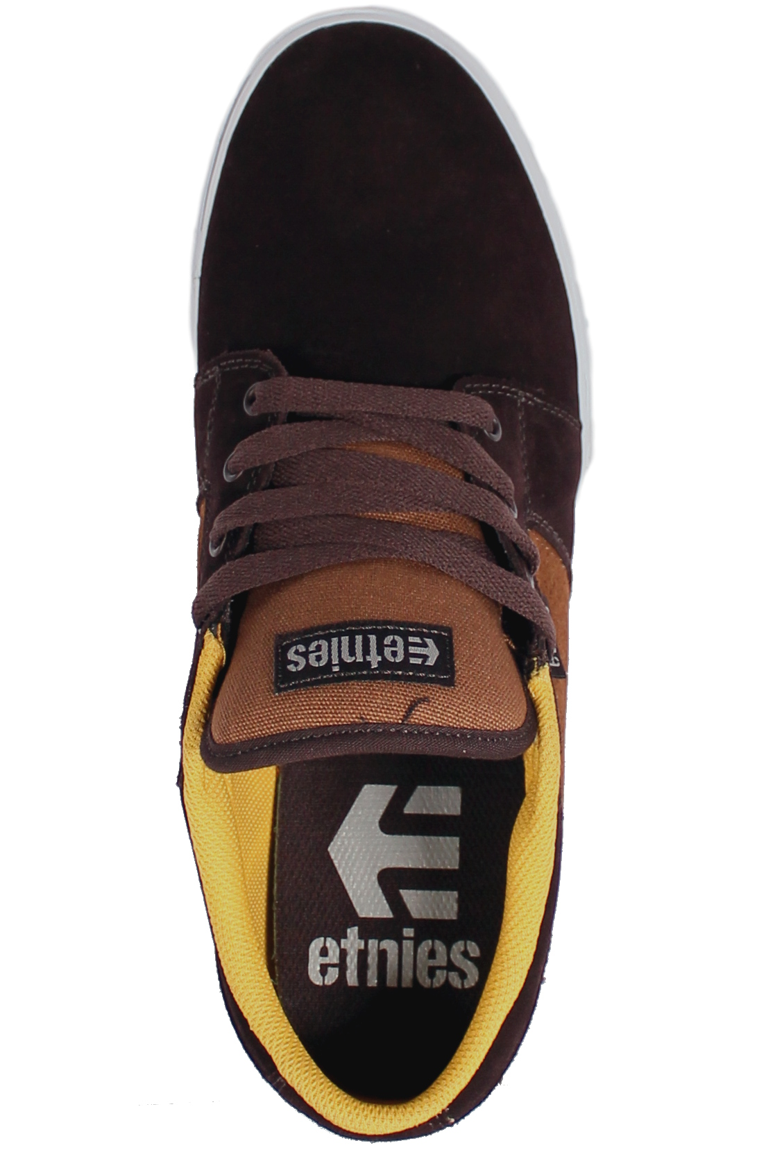 Buty Etnies Barge Ls (Brown/Brown)