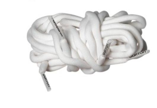 Sznurówki Do Butów Snowboardowych Burton Bomber Laces (White)