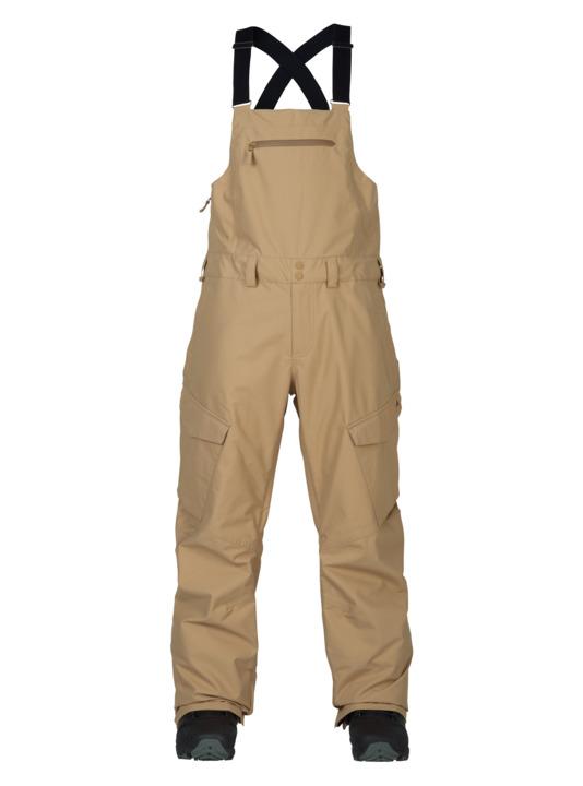 Spodnie Snowboardowe Burton Reserve Bib (Kelp Wax) W18