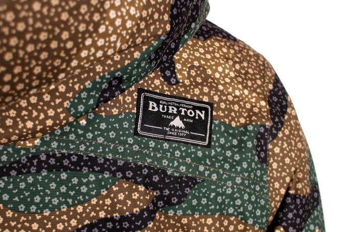Kurtka Snowboardowa Burton Prowess Wmn (Floral Camo)