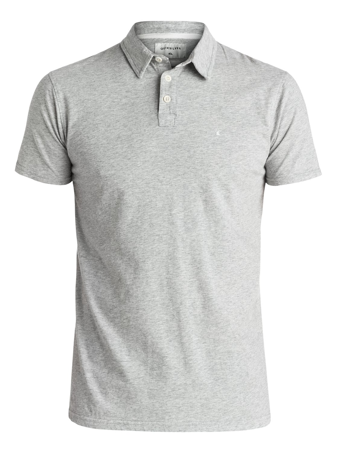Koszulka Polo Quiksilver Everyday Sun Cruise (Light Grey Heather) Ss17