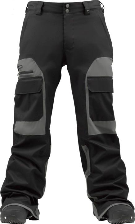 Spodnie Snowboardowe Burton Twc Prizefighter (True Black/Jet Pack)