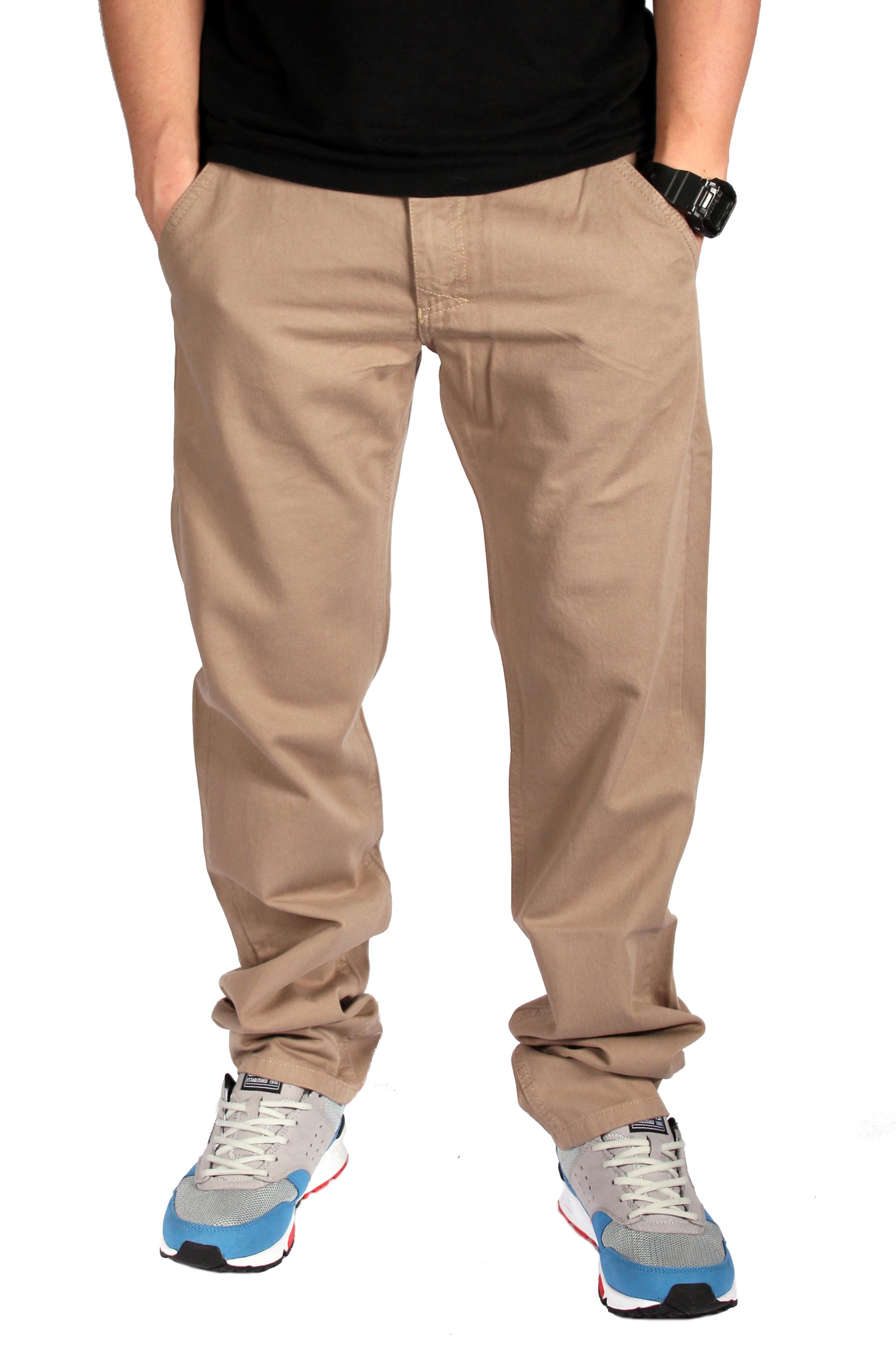 Spodnie Mass Denim Chino (Beige)
