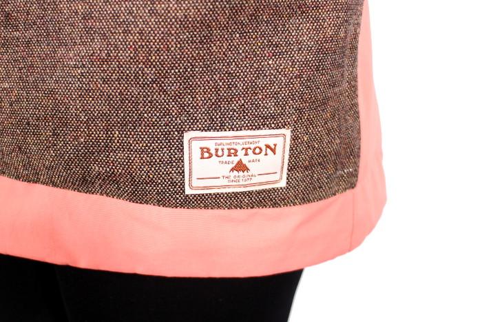 Kurtka Damska Burton Prestige (Coraline Colorblock)
