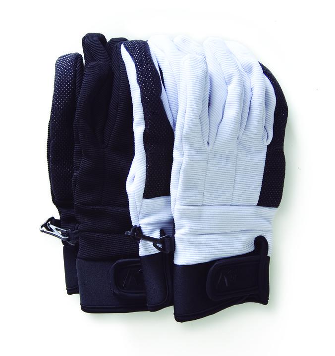 Rękawice Snowboardowe Analog Corral 2pack (True Black/ Optic White)