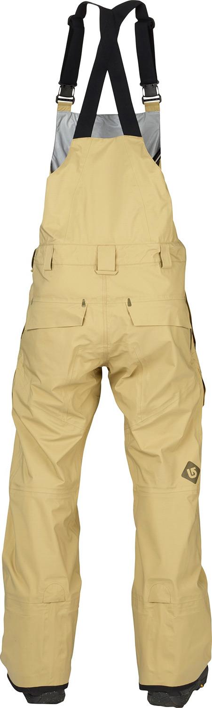 Spodnie Snowboardowe Burton 3l Prospect Bib (Cork)