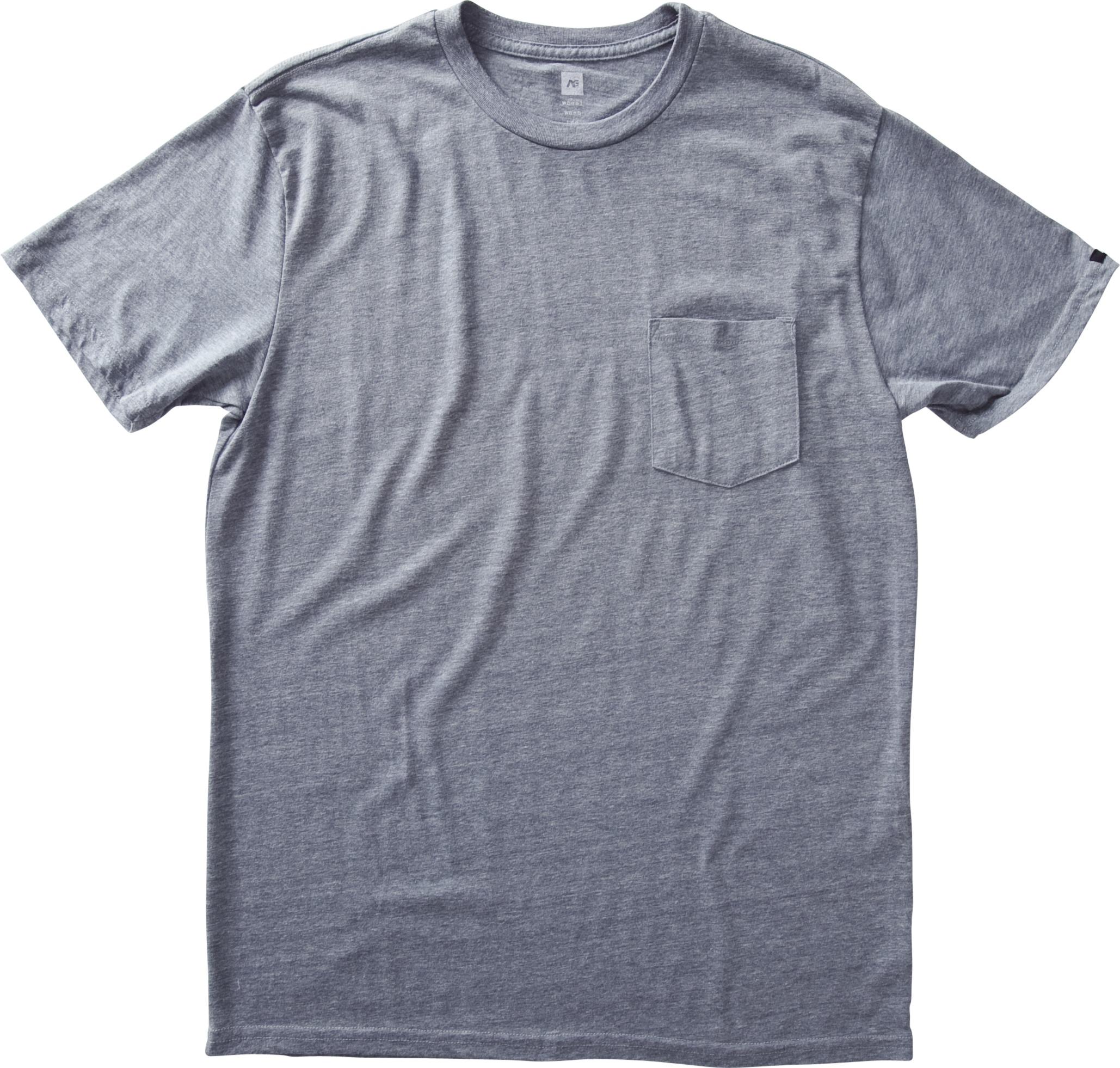Koszulka Analog Wheel Wash (Grey Heather)
