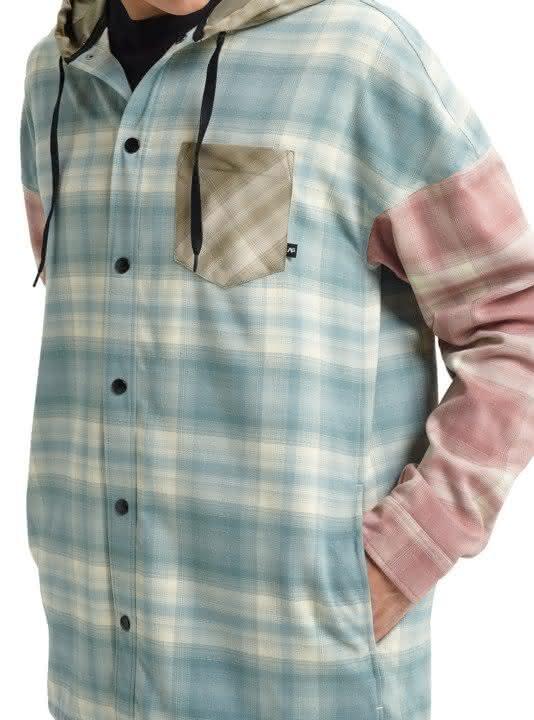 Bluza Analog Truitt Flannel (Lahore Patchwork) W19