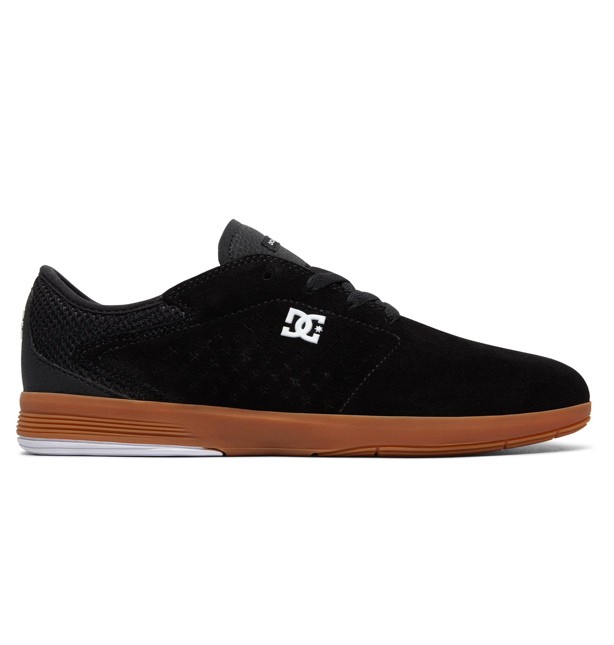 Buty Dc New Jack S (Blacl / Gum) Ss18