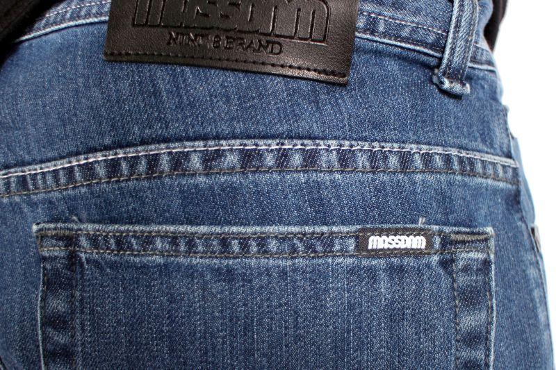 Spodnie Mass Denim Jeans Dope (Blue)