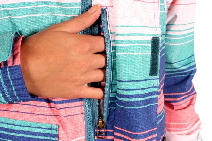 Kurtka Damska Burton Cassidy (Picnic Blanket Stripe)