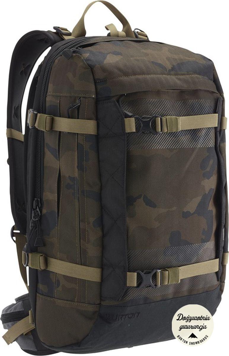 Plecak Burton Riders Pack 25l (Lowland Camo Hringbn)
