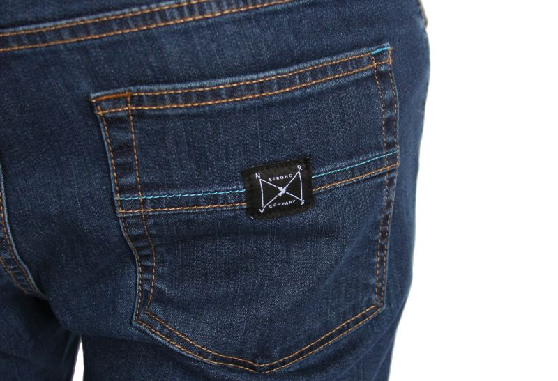 Spodnie Nervous Classic (Blue) Sp16