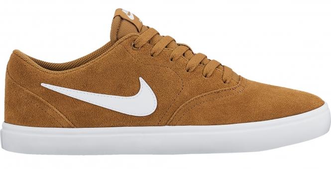 Buty Nike Sb Check Solar (Golden Beige / White)