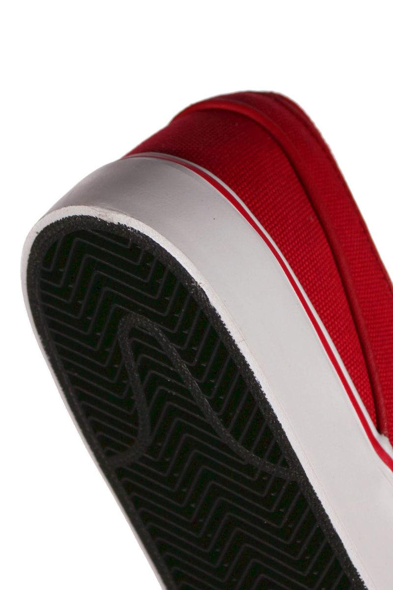 Buty Nike Sb Stefan Janoski Canvas (Varsity Red/White)