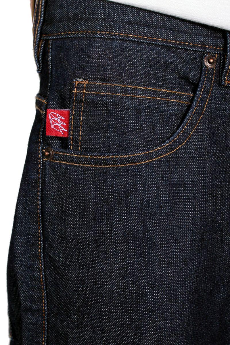 Spodnie Smoke Story Group Ssg Baggy King (Dark Blue)