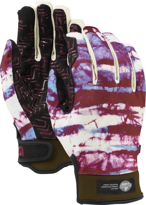 Rękawice Snowboardowe Burton Spectre (Tie Dye Stripe)