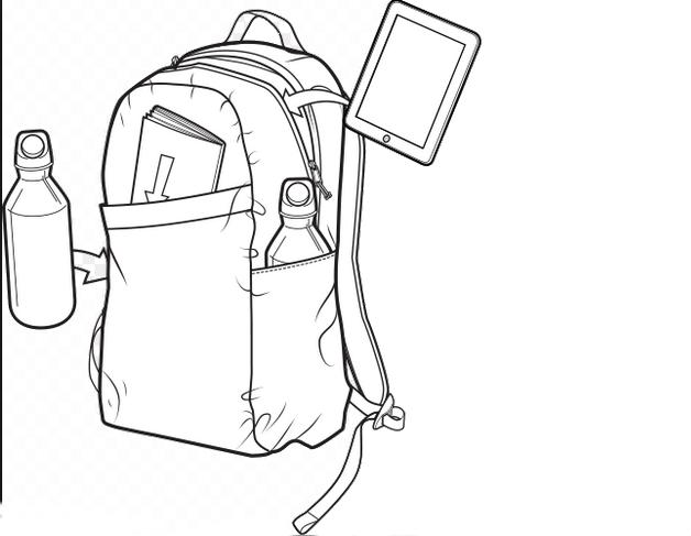 Plecak Burton Apollo Pack (Chimayo)