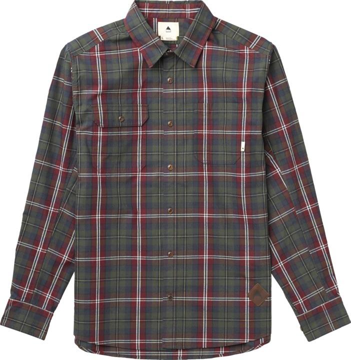 Koszula Burton Clifford Tech Flannel (Sangria Vista Plaid)