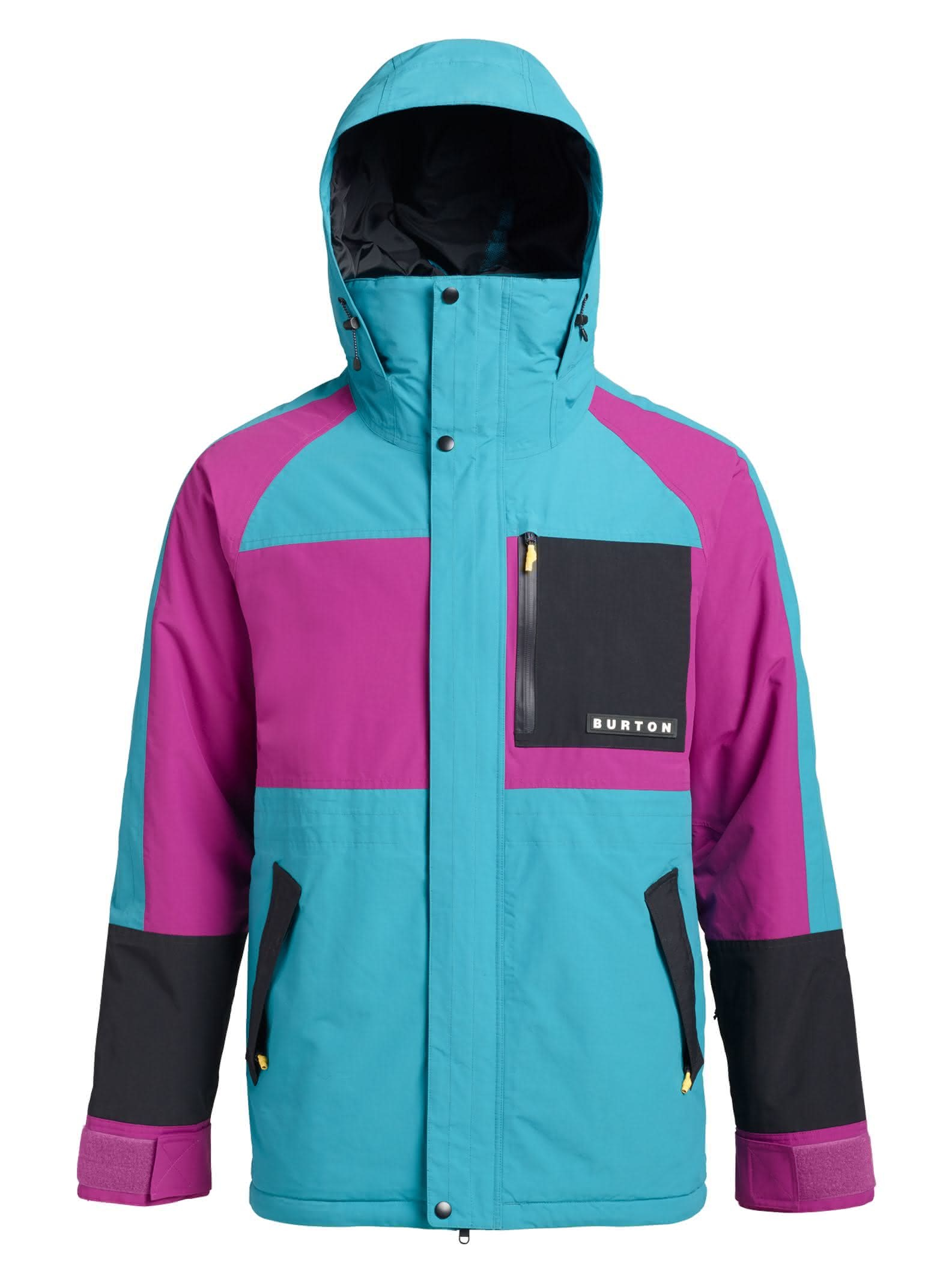 Kurtka Burton Retro (Tahoe / Grapeseed / True Black) W19