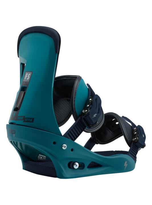 Wiązania Snowboardowe Burton Freestyle (Mariner Green) W18