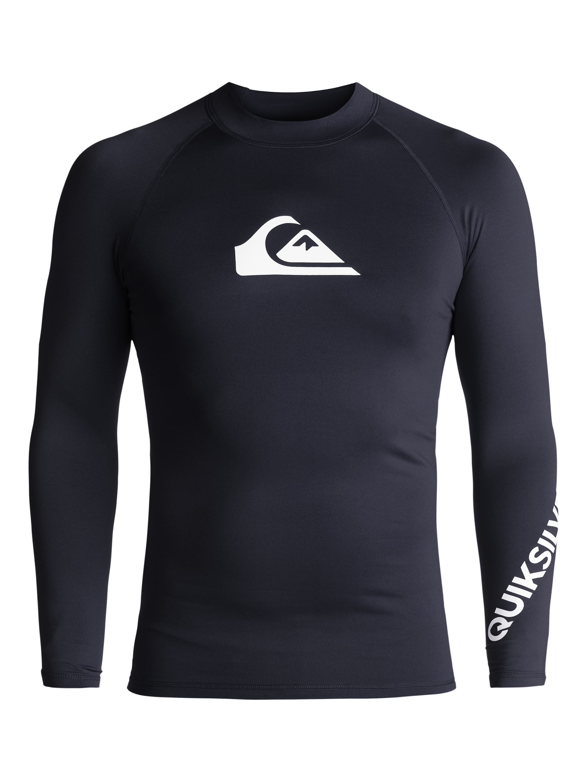 Lycra Quiksilver All Time Long Sleeve Rushguard (Navy Blazer) Ss18