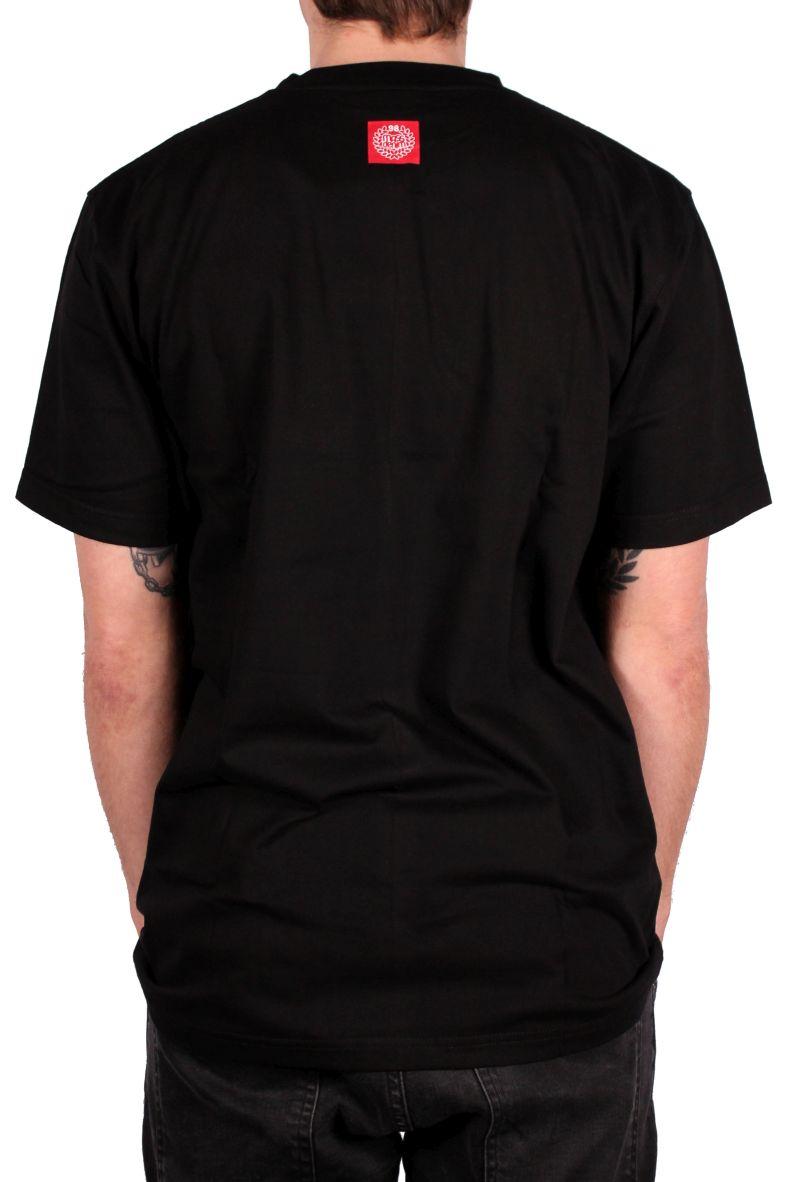 Koszulka Massdnm Sneakers (Black)