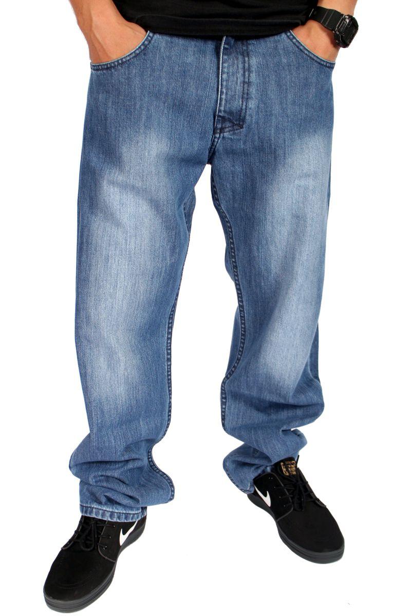 Spodnie Mass Denim Jeans Base (Blue)