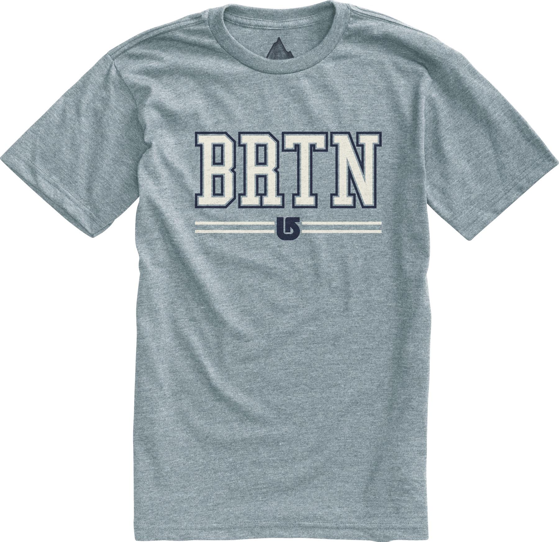 Koszulka Burton Champion Slim (Heather Slated)