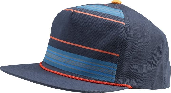 Czapka Z Daszkiem Burton Stagger Snapback (Eclipse Stripe)