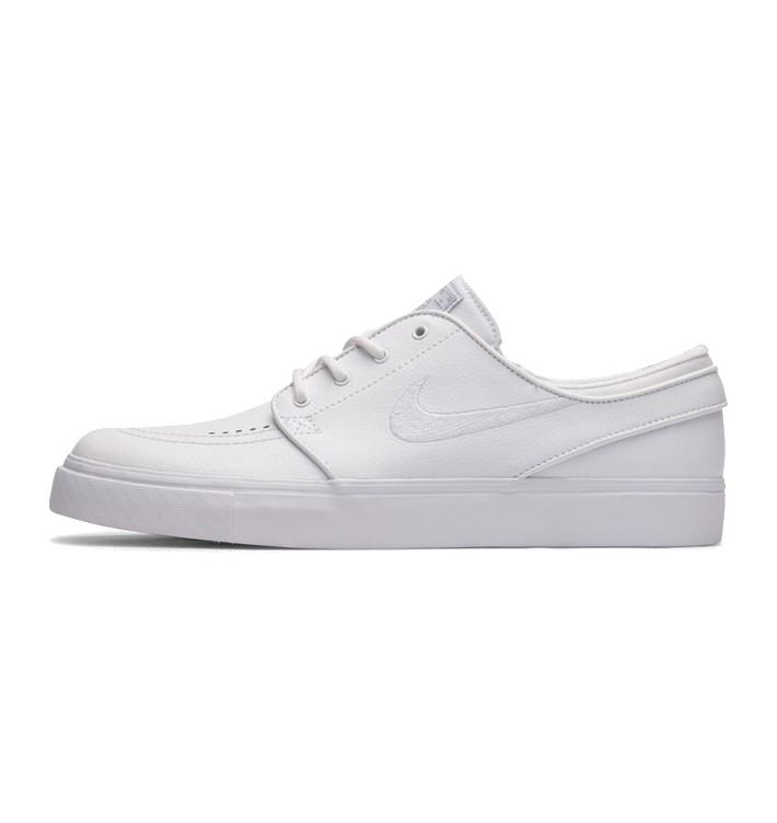 Buty Nike Sb Zoom Stefan Janoski L (White/White)