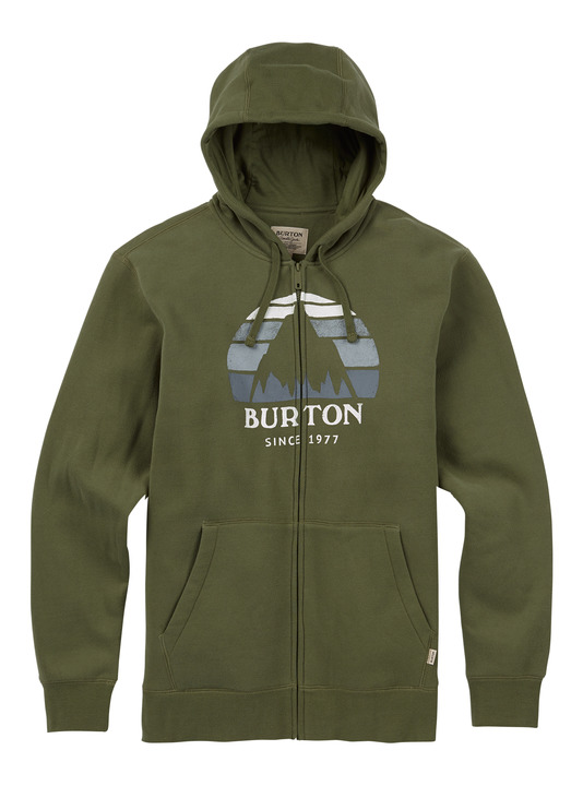 Bluza Burton Classic Underhill Fz (Dusty Olive) W18