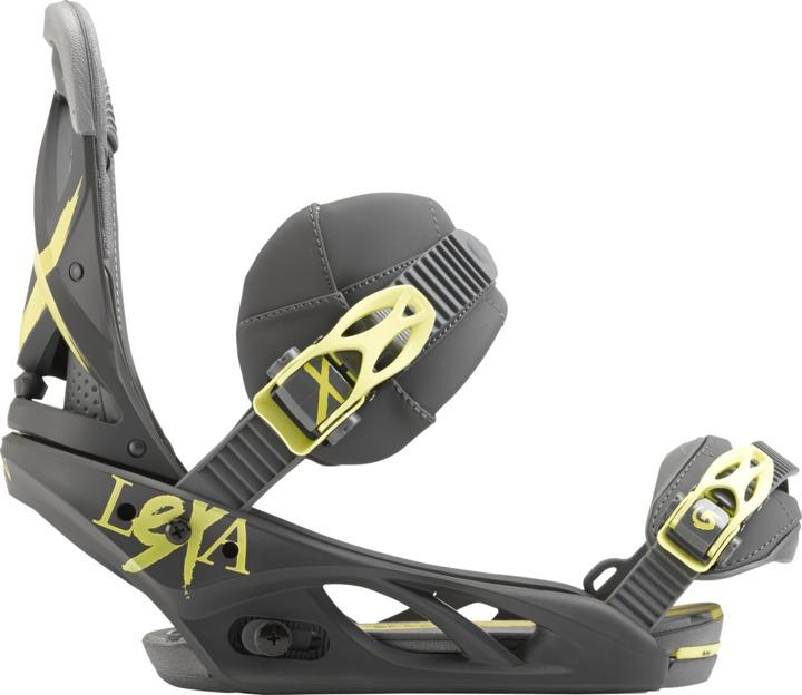 Wiązania Snowboardowe Burton Wmns Lexa (Gray And Sulfur)