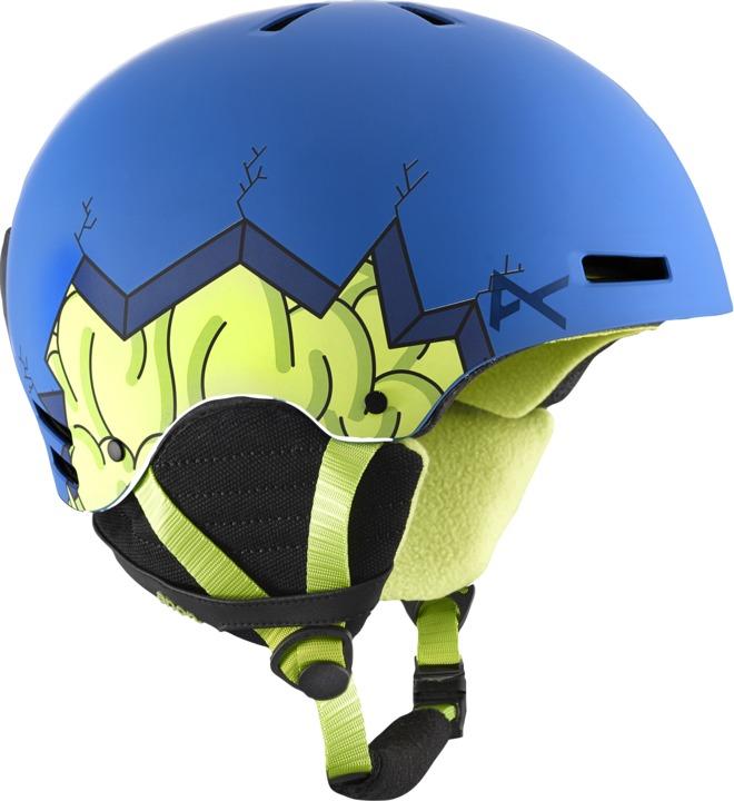 Dziecięcy Kask Snowboardowy Anon Rime Youth (Brain)
