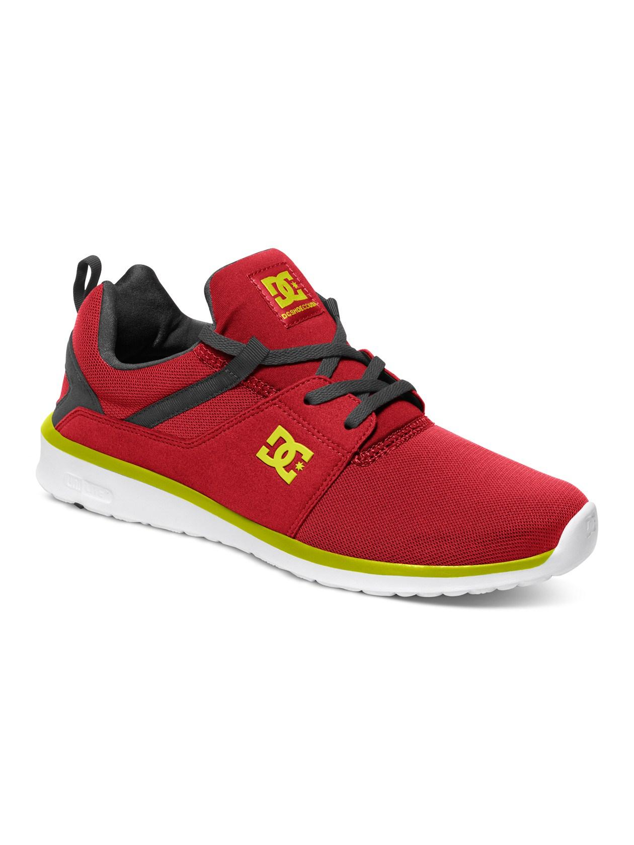 Buty Dc Heathrow (Black / Red / Yellow) Ss16