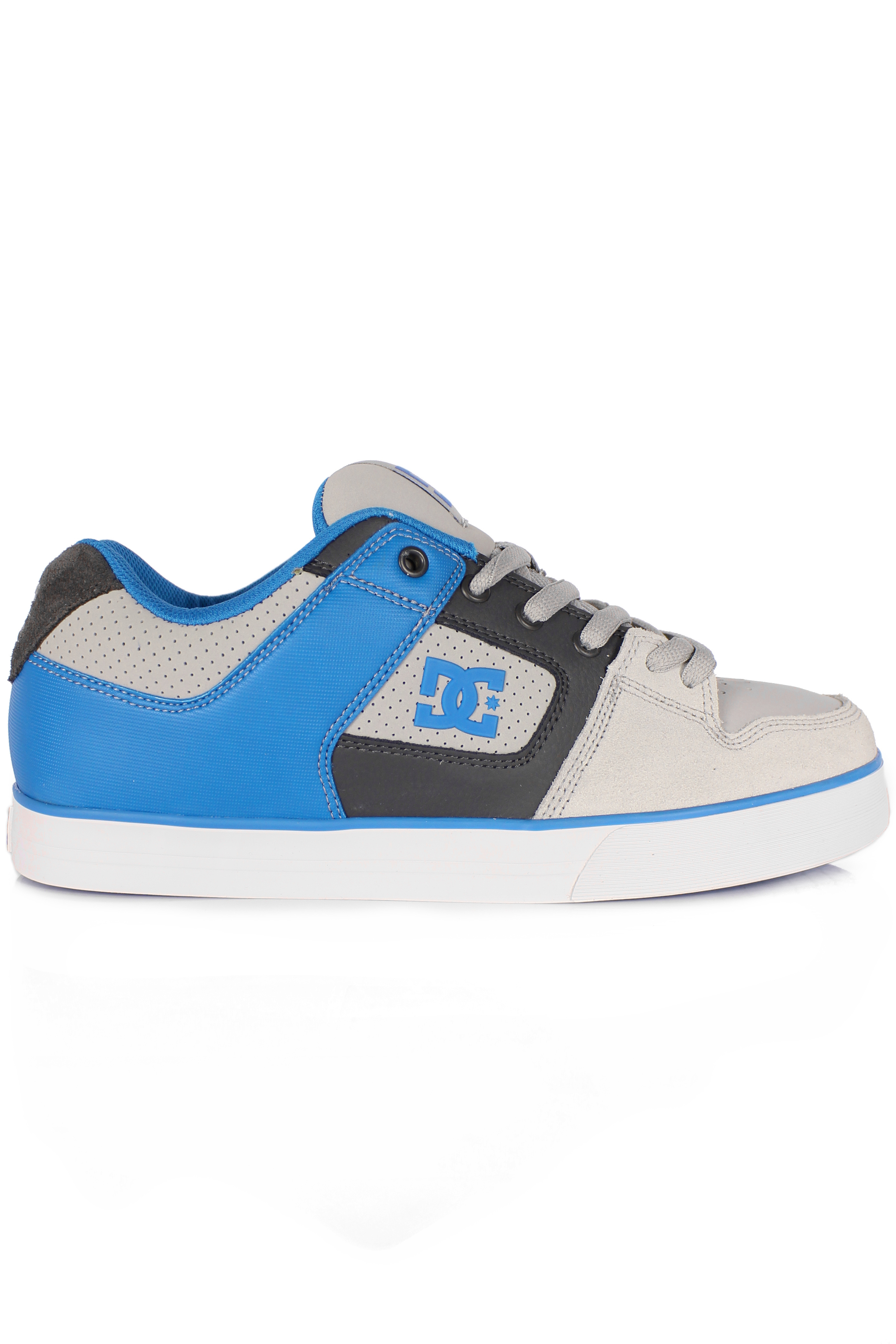 Buty Dc Pure Slim (Blue/Grey)