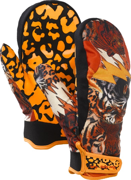 Rękawice Snowboardowe Burton Spectre Mitt (Tight Like A Tiger!)
