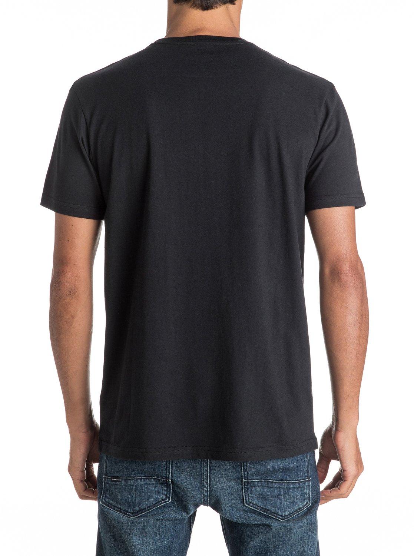 Koszulka Quiksilver Silvered (Black) Ss17