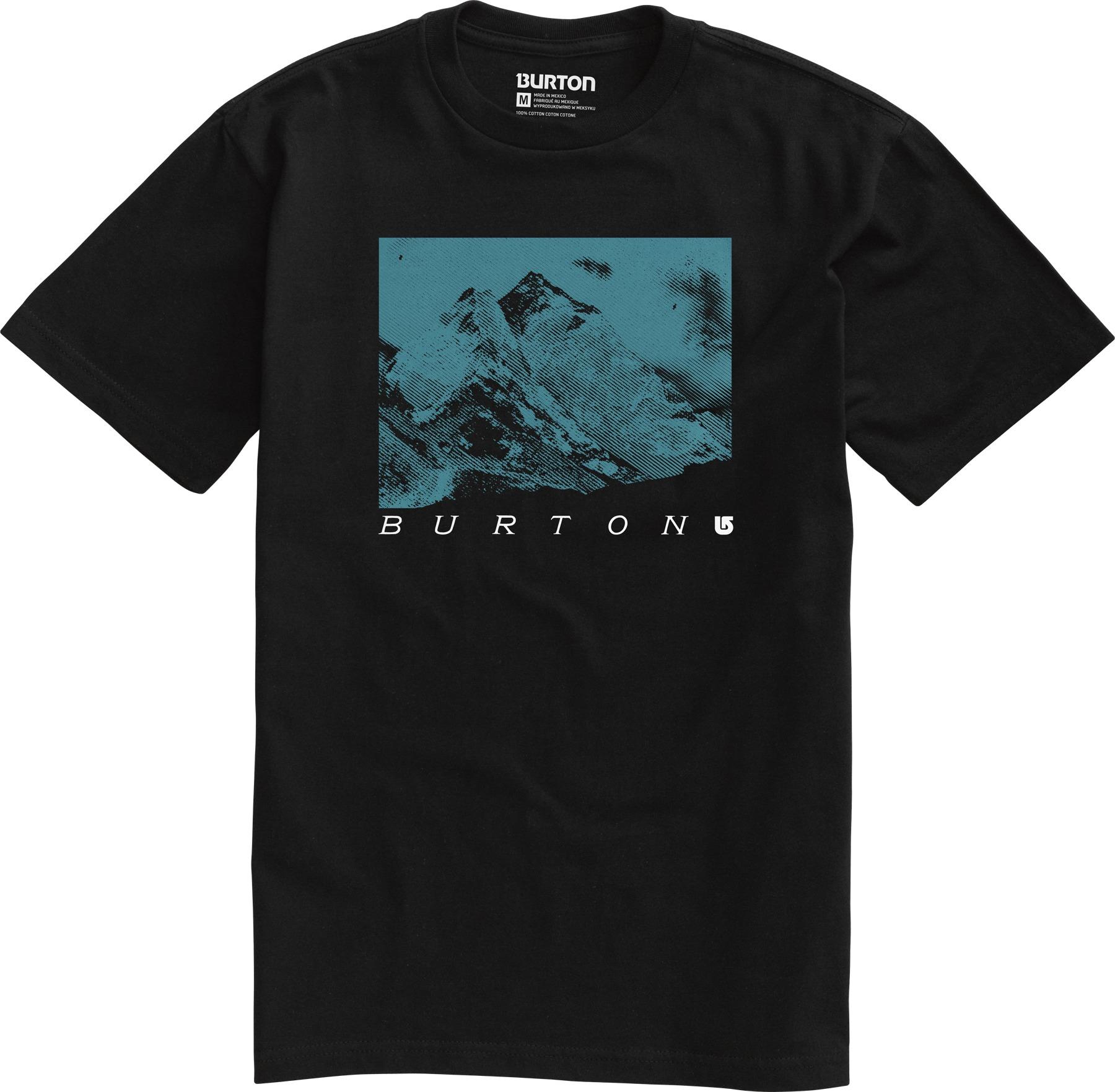 Koszulka Burton Glory (True Black)