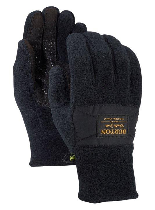 Rękawice Snowboardowe Burton Ember Fleece (True Black) W19