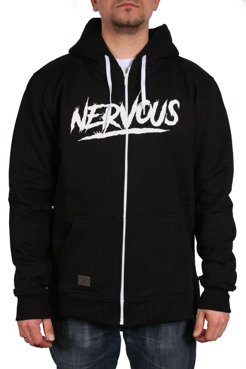 Bluza Nervous Scratch (Black)