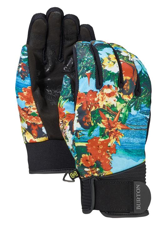Damskie Rękawice Snowboardowe Burton Park (Maui Wowie) W18