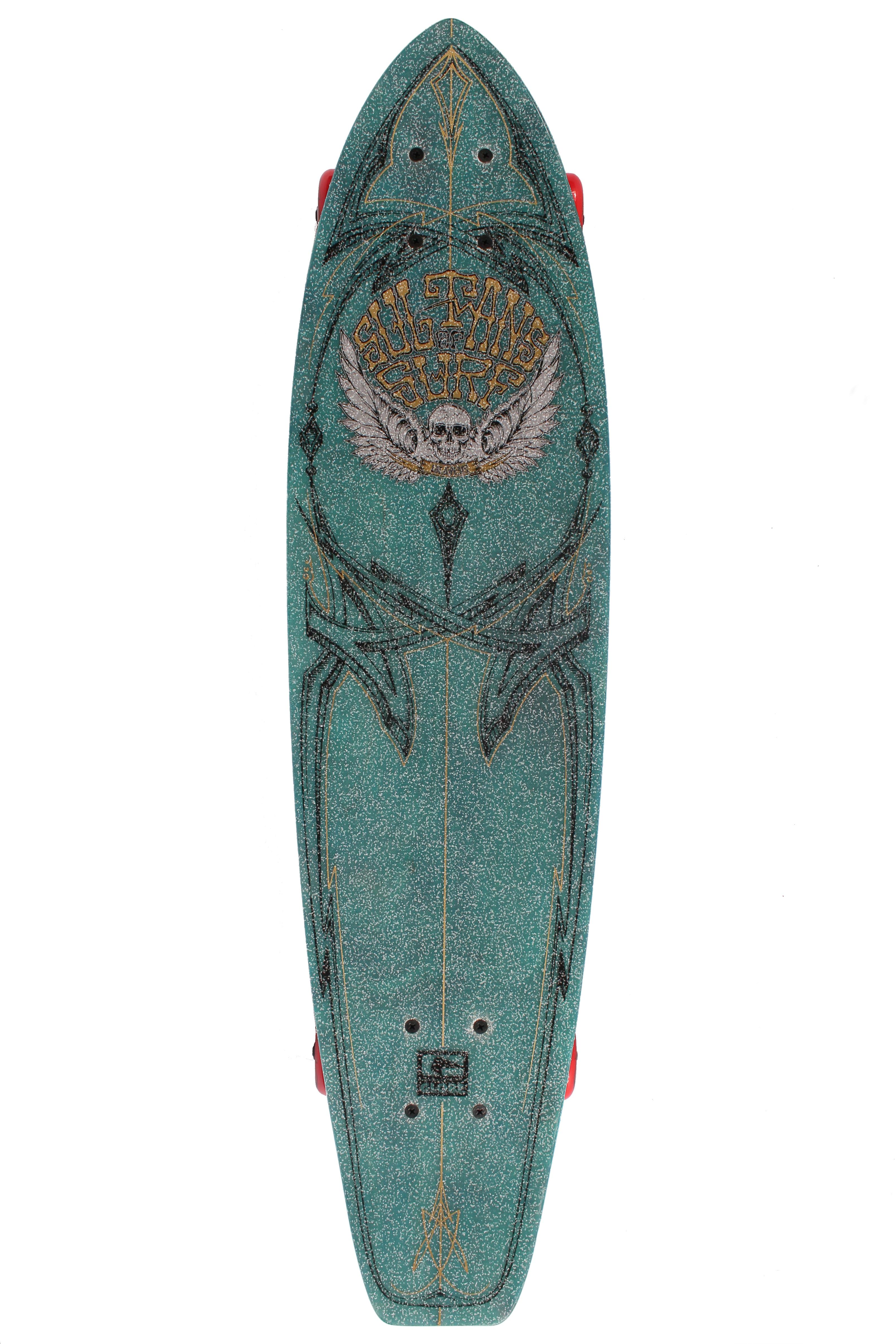 Shortboard Cruiser Globe Sultans Of Surf Pottz 31