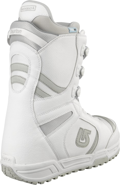 Buty Snowboardowe Burton Coco (White/Silver)