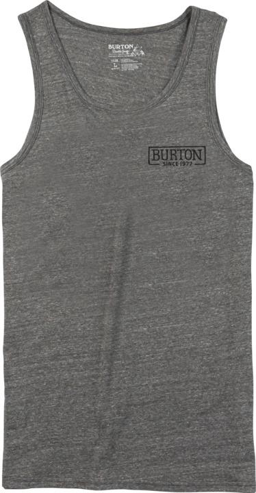 Koszulka Burton Vista Tank (Grey Heather) Ss17