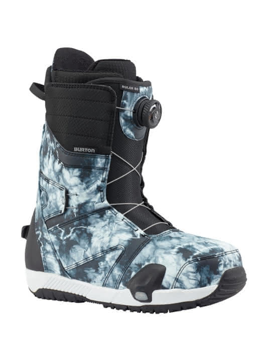 Buty Snowboardowe Ruler Step On (Grey Tie Dye) W19